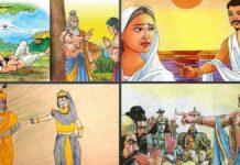 cursed stories of mahabharata in hindi