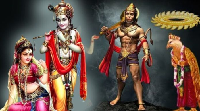 hanuman satybhama story in hindi