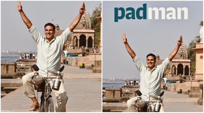 Padman Trailer Review in Hindi