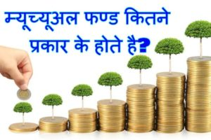 Different types of Mutual Funds in Hindi