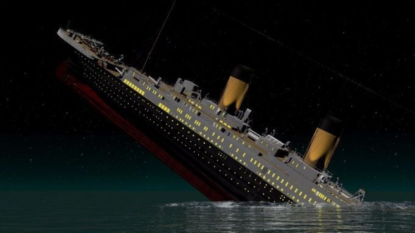 Secret of How the Titanic Ship Sank in hindi