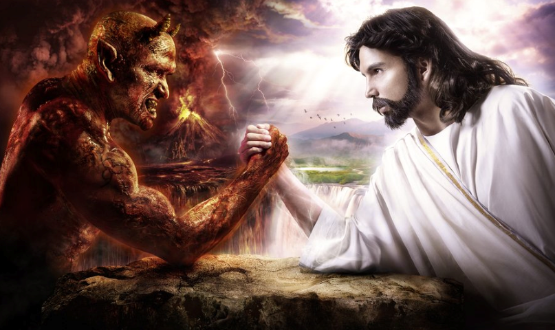 Why Doesn't God Destroy Devil Story in Hindi