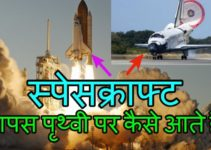 How Does Spacecraft Return To Earth